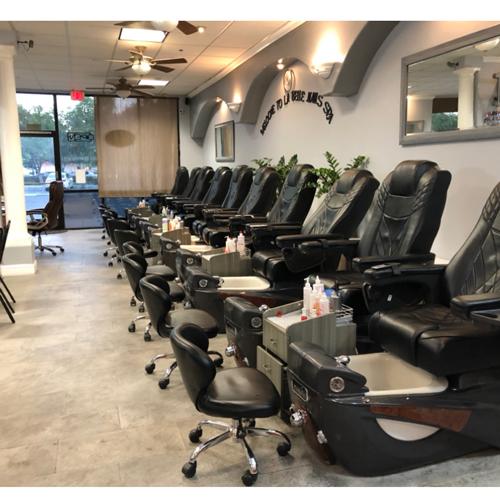 Nails Salon 95336